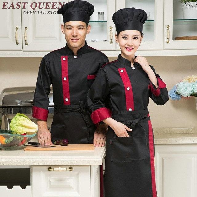 Catering clothing food service chef jacket uniform clothing hotel restaurant kitchen cook uniform jackets KK540