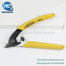 High quality Fiber Optic Cable Stripper For Stripping 125 Micron Fiber, Double-nose pliers ,Forceps Miller ,FTTH Tools ,CFS-2