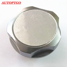 Car Styling Vehicle Racing Engine Valve Cover Tank Fuel Oil Cap Filler For Most of Nissan Nismo Murano NP NV Versa