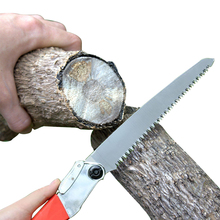 """RDDSPON Pruning Saws SK5 High-carbon steel Wood Cutting Survival Hand Saw Household Garden Pruning Saw 4/6/8"""" Foldable Hand saws"""