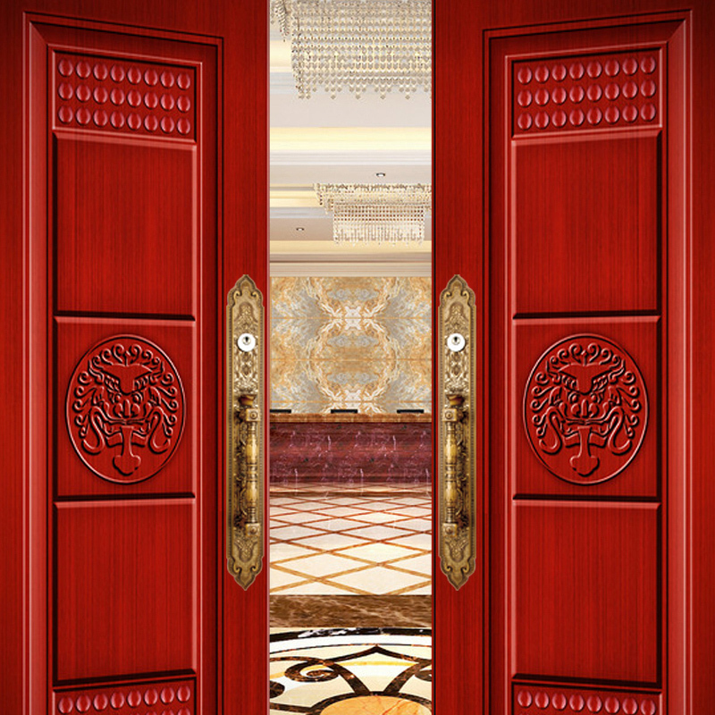 Vysha Chinese luxury villa large locks off a large double door lock door lock European Large lock-in Locks from Home Improvement on Aliexpress.com | Alibaba ... & Vysha Chinese luxury villa large locks off a large double door ... pezcame.com