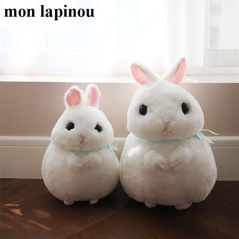 New Hot Rainbow Bunny Rabbit Cute Lovely Baby Toys Plush Birthday Gift