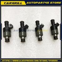 4 Pcs Fuel Injector 17121646 25176913 832 11175 4G1528 For Daewoo Corsa Saturn Series