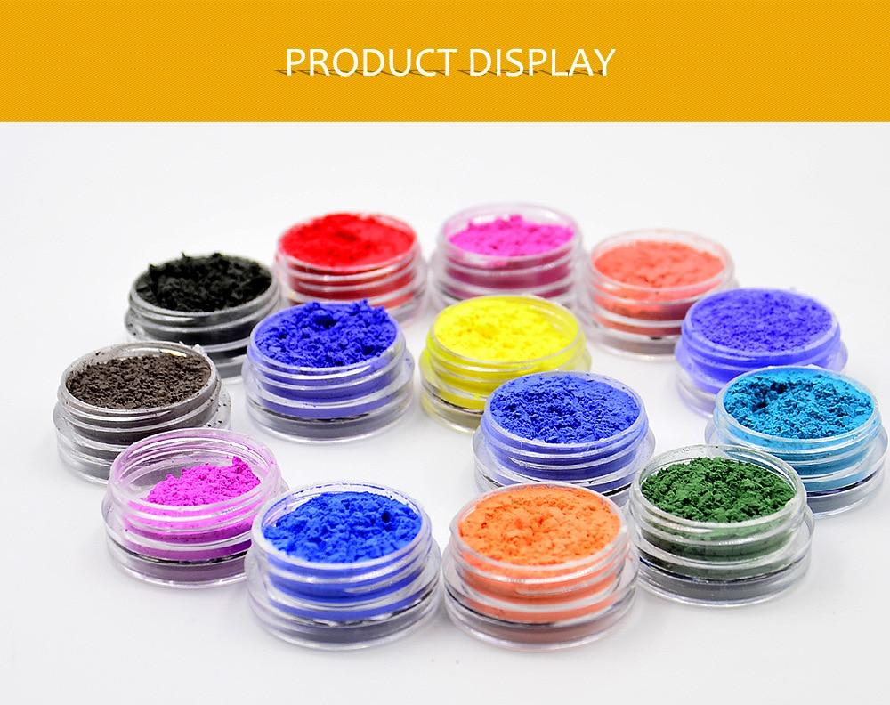 XB072 Nail art Acrylic Powder & Liquid Polish Painting Liquid Glitter Nail tools Strokes Manicure Nail art decorations