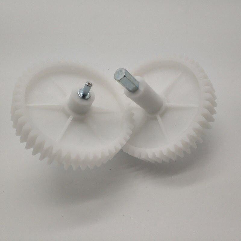 2pcs/lot 82mm meat grinder parts meat grinder gears geepas, Kenwood, Zelmer, Moulinex fit BEKO