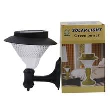 Newest 32 LED Solar Power Street Light Sensor Wall Lamp Garden Light Solar Street Security Lamp Waterproof Wall Light