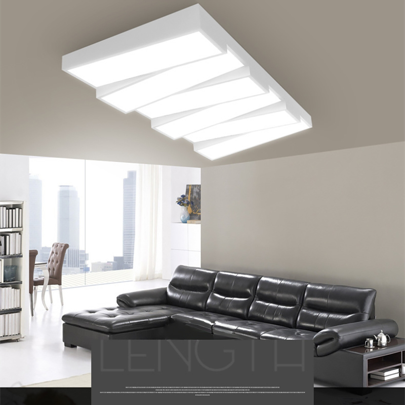 HAIXIANG Modern High Quality Iron LED Piano Ceiling Light