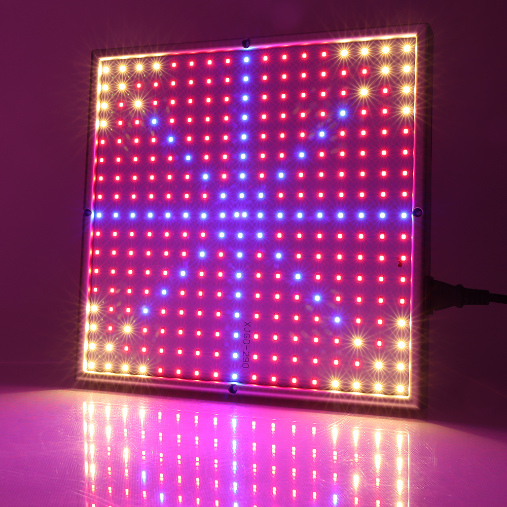Full Spectrum 30W LED Grow Light Indoor Plant Lamp For Greenhouse Plants Hydroponic System Vegetables Flower Growth купить