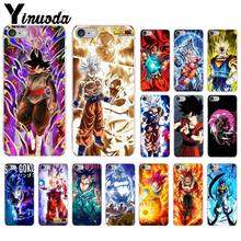 Yinuoda DRAGON BALL Z DBZ Goku Transparent Soft Shell Phone Cover for Apple iPhone 8 7 6 6S Plus X XS MAX 5 5S SE XR Cases(China)