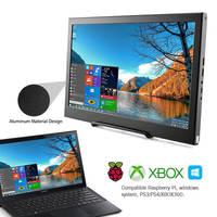 Elecrow 13,3 дюйма ips малиновый pi Дисплей 1920X1080 Dual HDMI мониторов PS3 PS4 игровой Экран светодиодный Технология Дисплей Алюминий