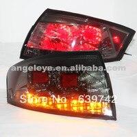 For Audi TT LED Tail Light Rear lamp 1999-2006 year Smoke Black color