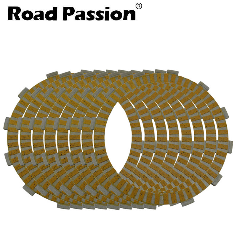 Road Passion 8 pcs Motorcycle Clutch Friction Plates Kit For BMW K1300R R1200S K1200R K1200 K1300 K 1200 1300 R R1200 S цена