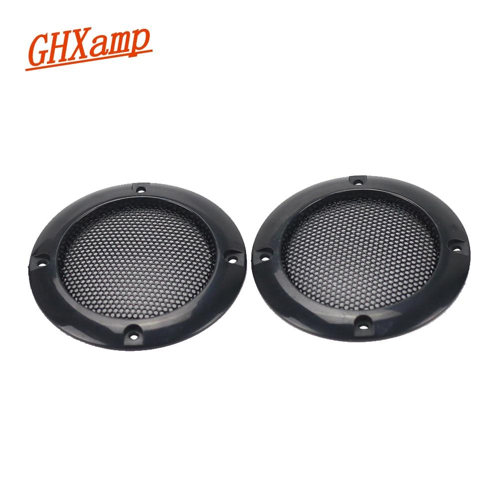 GHXAMP 2PCS 2 дюймдік 57MM қара динамикті - Портативті аудио және бейне - фото 1