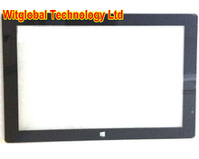 "Nuevo Para 10.1 ""DEXP Ursus 10W2 3G Windows 8.1 Tablet Capacitiva pantalla táctil digitalizador del Sensor de Cristal de Envío gratis"