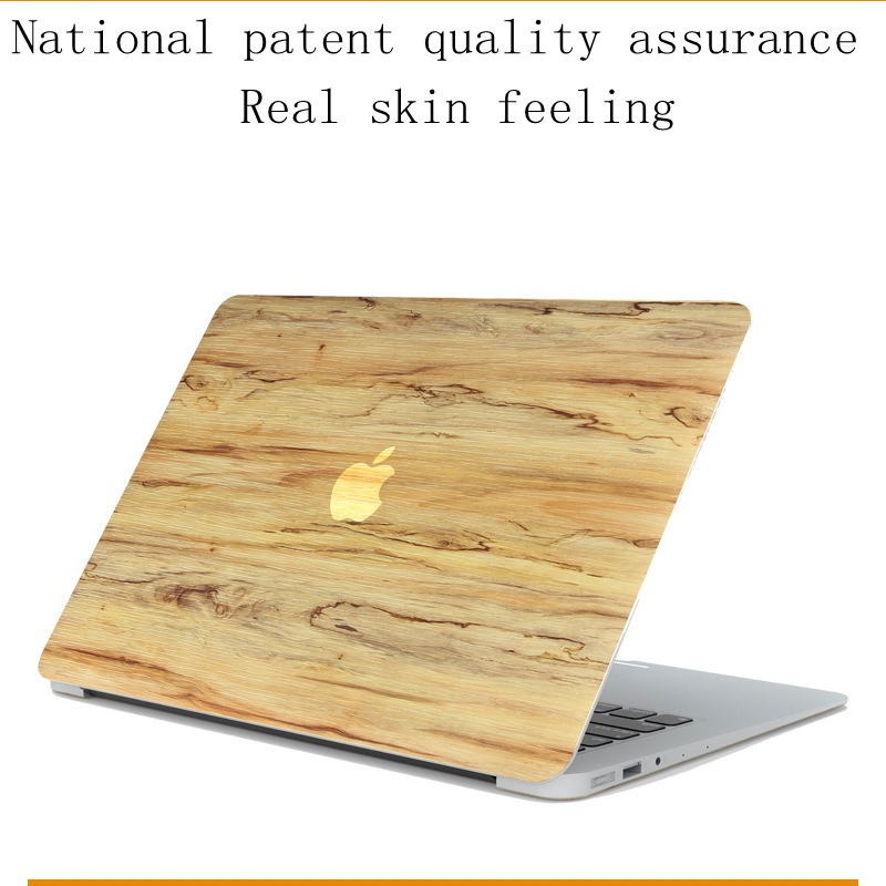 National patent Removable PU laptop sticker For Macbook 12Air 13.3por15.4 por13.3Air11.6Retina 15.42Retina 13.3 ...