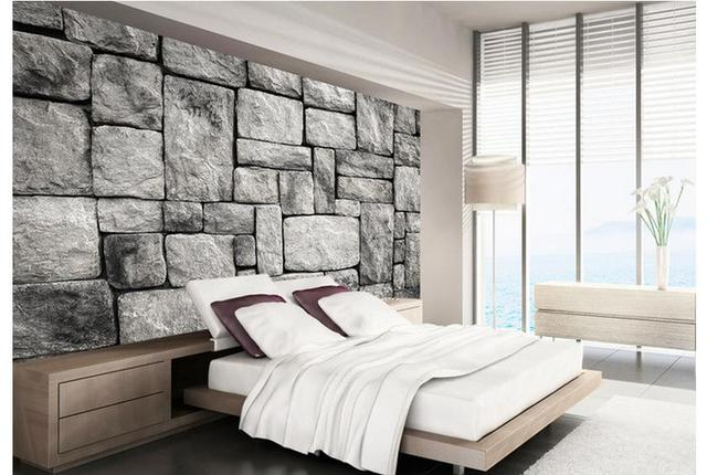 Aangepaste foto wallpaper d muurschilderingen behang instelling