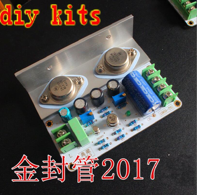 2017new 1pcs diy kits JLH 1969 class A amplifier Board high quality  2N3055|amplifier board|amplifier board class aclass a amplifier board - AliExpress