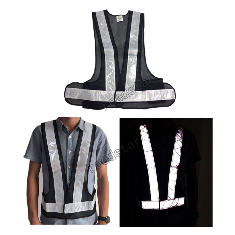 Running Outdoor Sports Safe Reflective Vest free shipping