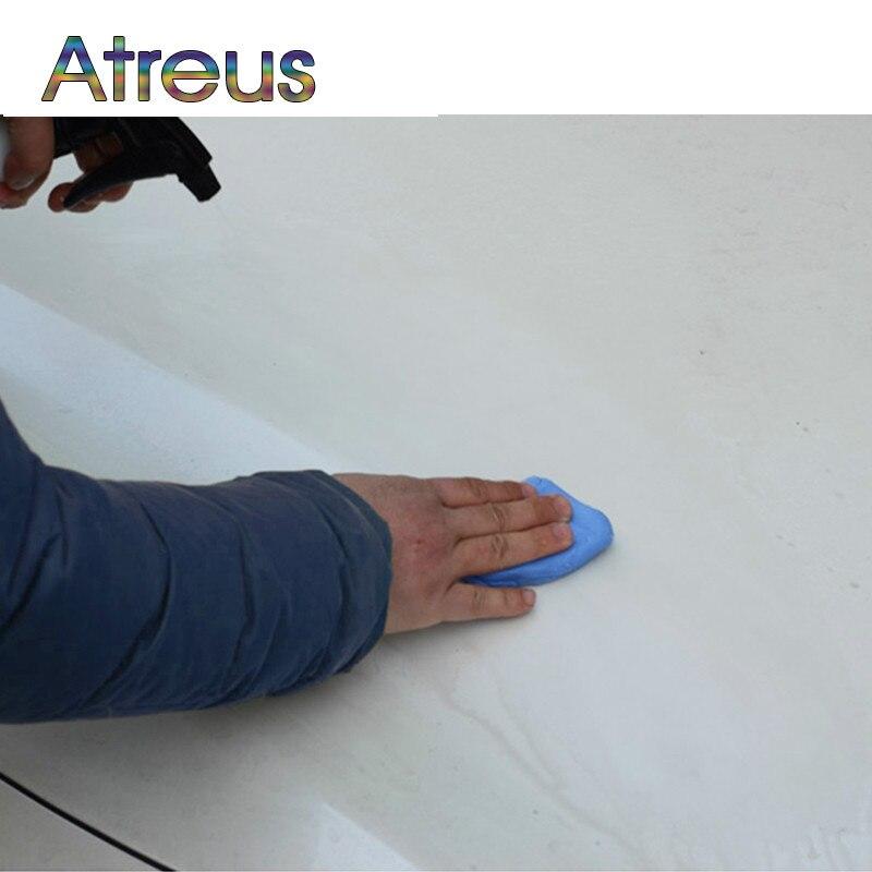 2Pcs Car Wash Mud Decontamination Accessories For Peugeot 307 206 407 Citroen C4 C5 Honda Civic Accord CRV Lada Vesta