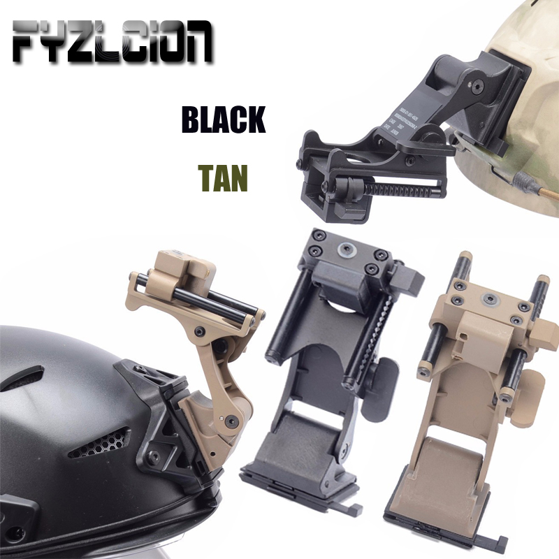 Tactical Hunting M88 Quick Helmet Mounting Kit  for Rhino PVS-14 PVS-7 night vision monocular Accessories