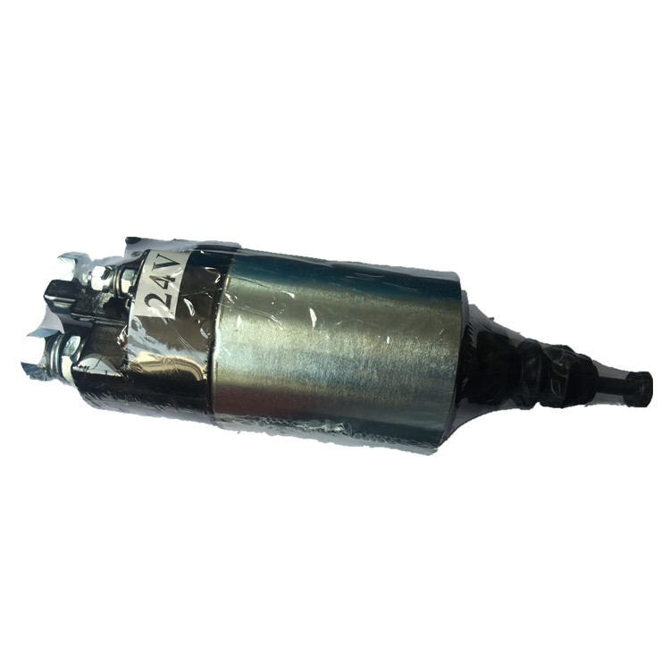 The solenoid switch for starter motor, part number: M100R2004SE 10 000000