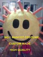 Cartoon Sun Mascot Costume Adult Happy Face Sun Theme Anime Cosply Costumes Carnival Fancy Dress Suit For Christmas Holiday 1820