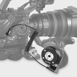 Image 4 - SmallRig Sony FS5 Grip Adaptörü ARRI Rozet + 2.5mm LANC Uzatma Kablosu Uzatma Kolu Hızlı Bırakma montaj 2192