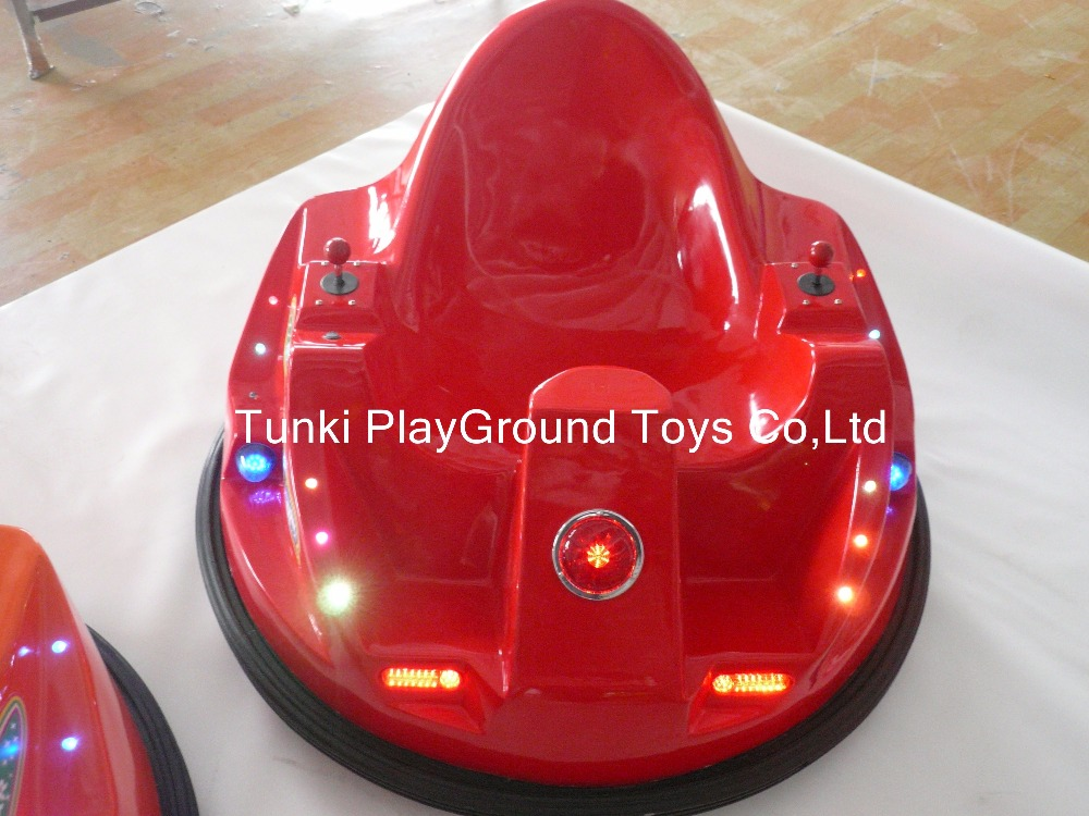 Hot-selling Ufology Bumper Car Child Battery Bumper Car Ufo Lantern Music Battery Toy Car