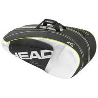 Сумка для теннисной ракетки, спортивная сумка для 6-9 ракеток, мужская и женская сумка, сумка для переноски с надписью Djokovic