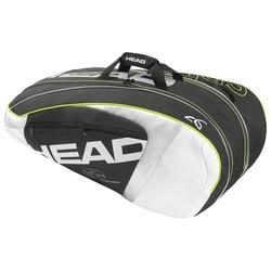Bolsa de tenis para cabeza, mochila, raqueta, bolsas de deporte para 6-9, bolso de mano para hombre y mujer, accesorios