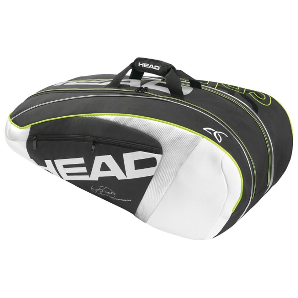 Head Tennis Bag Backpack Racket Sport Bags For 6-9 Racquete Djokovic Handbag Carry Bag Men Women Accessories