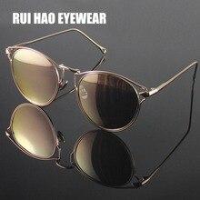 RUI HAO EYEWEAR Brand Sunglasses Women Polarized Sunglasses 4 Color Fashion Aviator Glasses Driving Goggles Design oculos de sol
