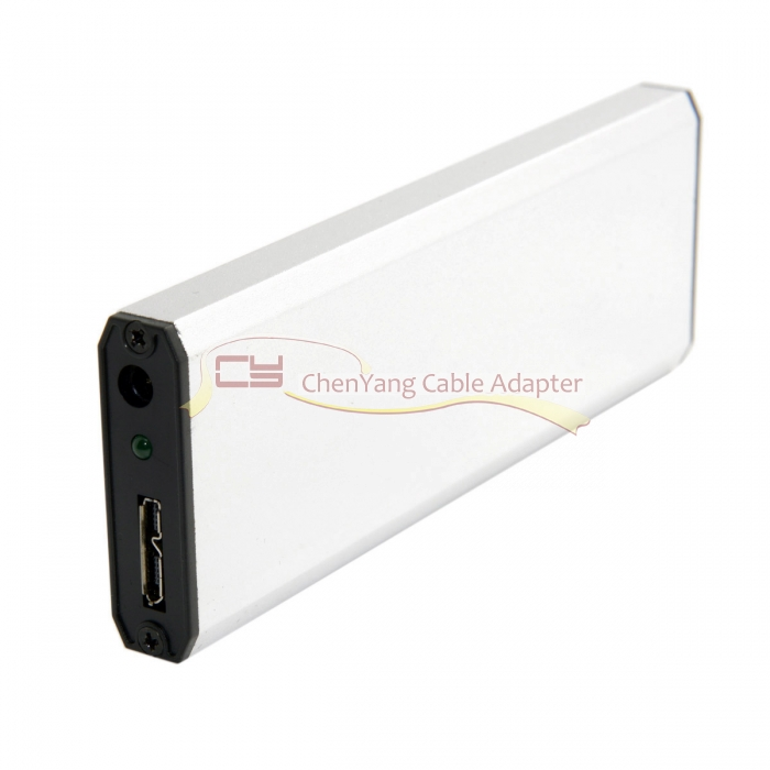 USB 3.0 Câble SATA SSD Disque Dur Case Boîtier SSD 20 + 6pin Connecteur Pour Lenovo Thinkpad X1 Carbone SSD