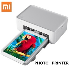 Original Xiaomi Accessory Mijia Mi Photo Printer Heat Sublimation Finely Restore True Color Auto Film Long Wireless Remote