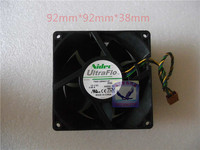 Free Shipping Original Nidec T92E12BMA7-07 9238 9038 90mm 9cm dc 12V 0.66A axial pwm cooling fan