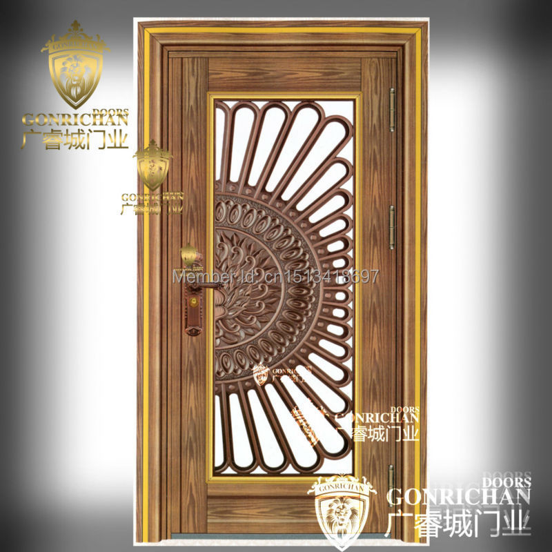 Entry Door Deluxe 89 Home Safety Cast Aluminum In Doors From Improvement On Aliexpress Alibaba Group