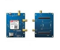 SIM7600E-H JINYUSHI para SIMCOM Originais/SIM7600A-H/SIM7600SA-H LCC EVB kit Breakout Board/Placa de Desenvolvimento/Placa De Teste