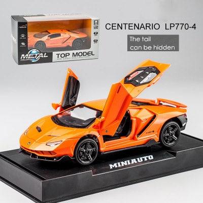 Orange-With Box