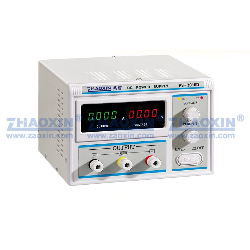 PS-3010D DC power supply 30V / 10A four-digit adjustable adjustable DC power supply 0.1V 0.01A four digit display rps3003c 2 adjustable dc power supply 30v 3a linear power supply repair