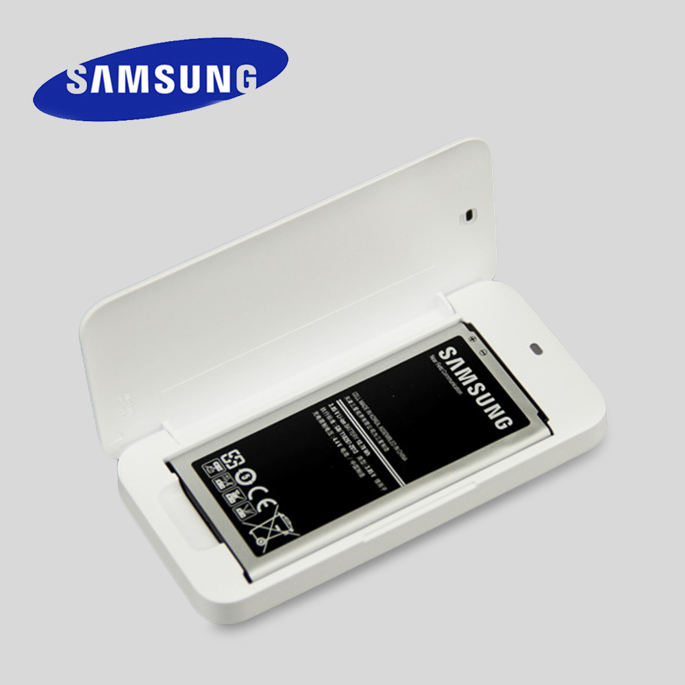 Original Battery EB BG900BBE for Samsung Galaxy S5 G900 G900S G900I G900F G900H 2800mAh With NFC + Cradle Dock Charger|Mobile Phone Batteries| |  -