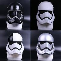 ניו מלחמת הכוכבים Stormtrooper קסדת קסדת צבע DIY מסכת PVC מפלגה ליל כל הקדושים למבוגרים