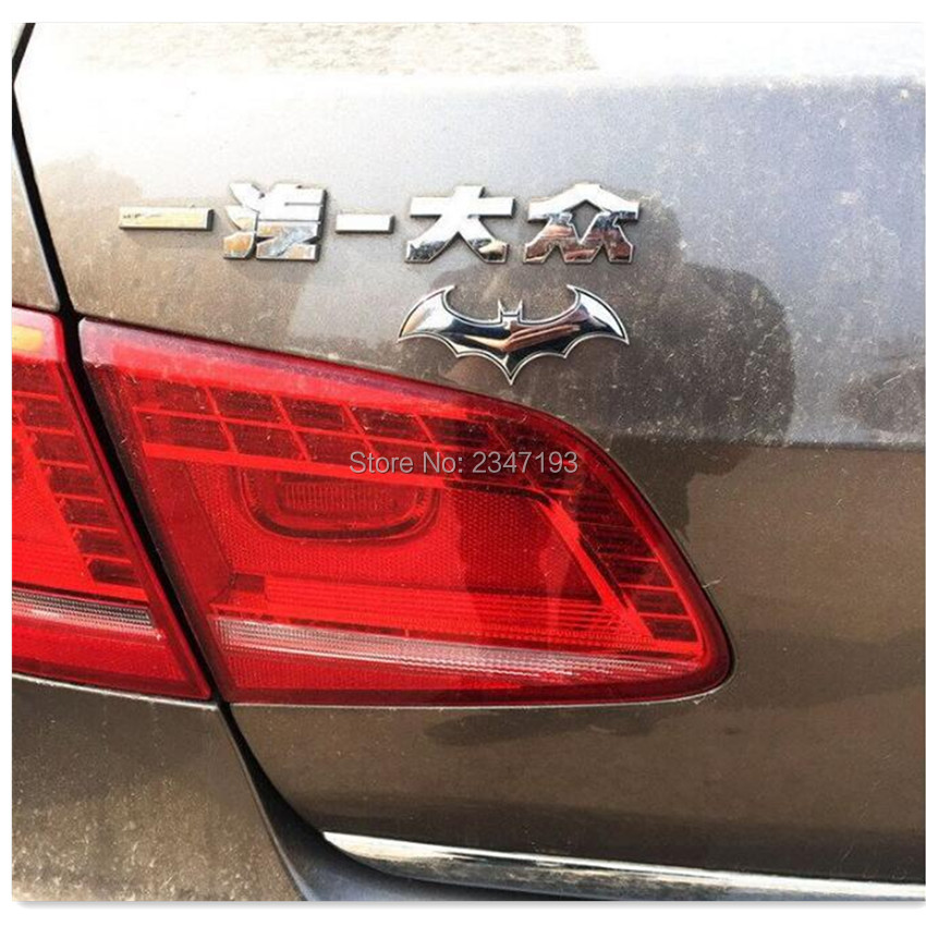 car styling 3D Cool Metal badgebat auto <font><b>logo</b></font> FOR <font><b>volvo</b></font> xc90/xc60/2016 <font><b>s60</b></font> s40 s80 v70 V40 v50 V60 xc70 Bmw mini cooper samara image