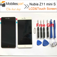 For ZTE Nubia Z11 Mini S LCD Screen High Quality Replacement LCD Display Touch Screen For