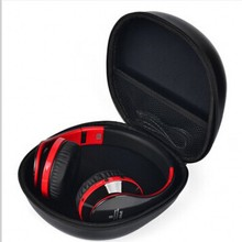 1pcs Hard Case Storage Carrying Hard Bag Box for Earphone Headphone Earbuds Memory Card Big Headset Storage Bag