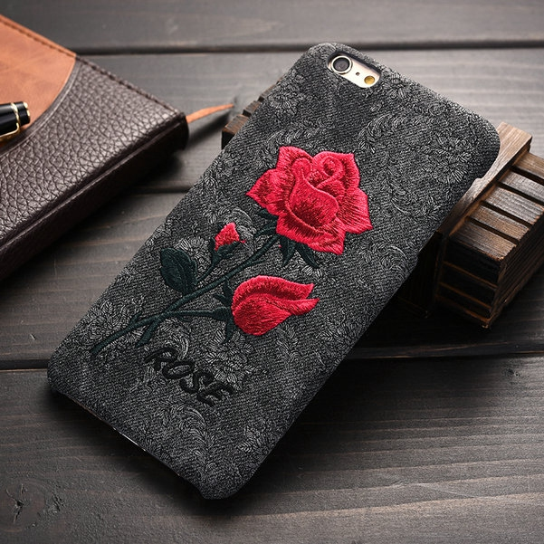 Iphone  Plus Flower Case