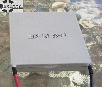 SXDOOL cooling TEC2-15806  2-stage multistage 6A 13.3V 41W 40*40*7.8 mm Thermoelectric Cooling module Peltier Plate Customized