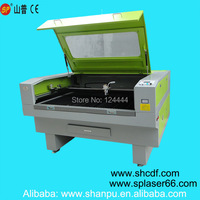 Shanghai Famous High Qualityacrylic Laser Cutting Machines 1390 With CDF 100W CO2 Laser Tube Same As