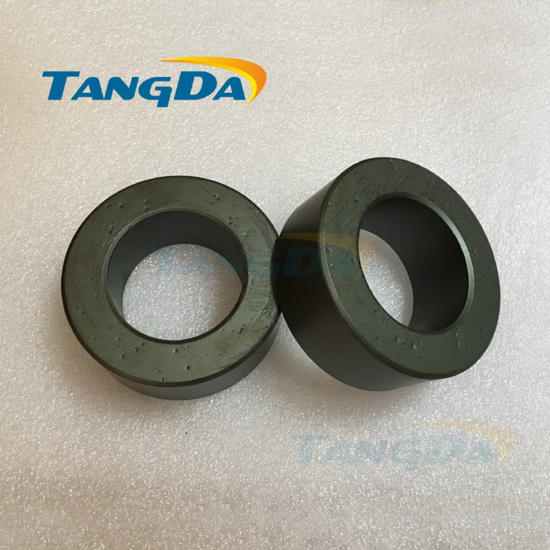 63 38 25 ferrite core bead 63*38*25mm magnetic ring MnZn magnetic coil inductance interference anti-interference filter A. tangda ferrite cores emi bead core 58 40 18 58 40 18 mm ring coil emi toroidal core anti interference filter t core type a