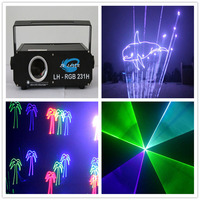 Cheap SD Card Mini RGB Laser Projector Light Stage Lamp Lumiere Christmas Light for Dj Club Party Show