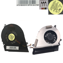 New Laptop Cooling Fan for TOSHIBA Satellite A200 A205 A210 A215/TOSHIBA L450 L450D L455 L455D CPU Cooler/Radiator